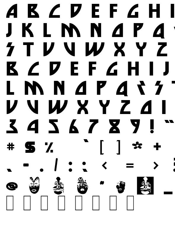 Kiss Font