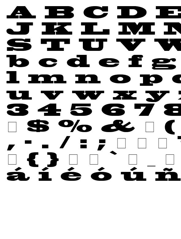 bookman ssi font